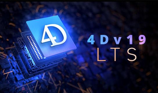 4D v19 leva às novas alturas a construção de aplicações de negócios