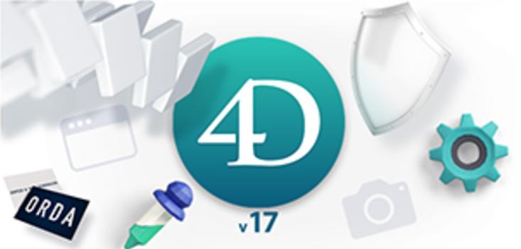 Novo em 4D v17