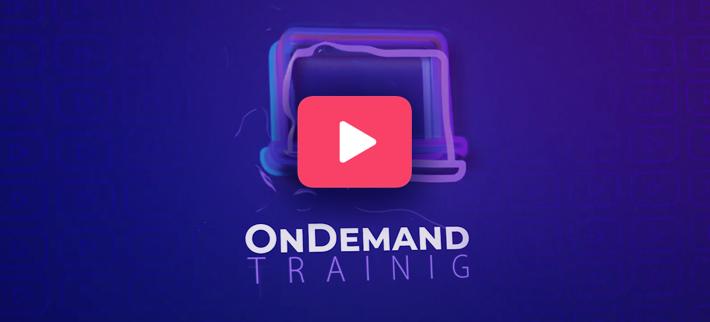 Treinamento On Demand: um novo jeito de aprender!